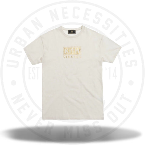 Kith x Versace Greek Key Tee Off-White-Urban Necessities