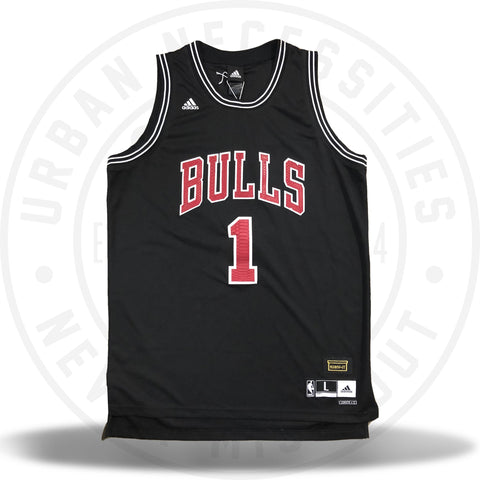Kuhvit Customs Chicago Bulls  Rose  Python Custom Jersey-Urban Necessities 8a807e1d5