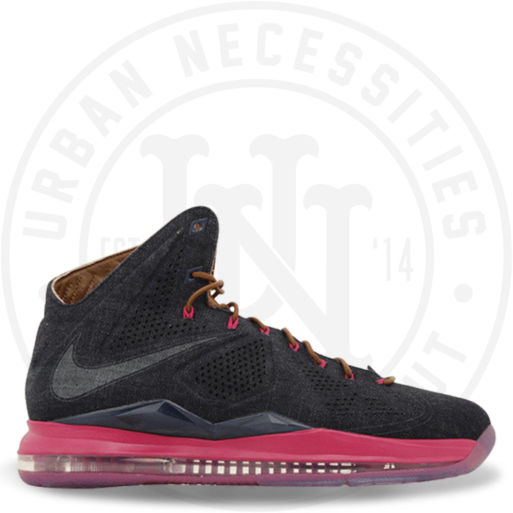 Lebron 10 Denim - 597806 400-Urban Necessities