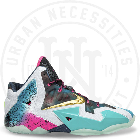 LeBron 11 Premium 'What The LeBron' - 650884 400-Urban Necessities