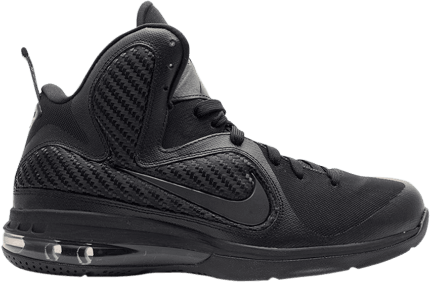 LeBron 9 'Blackout' - 469764 001-Urban Necessities