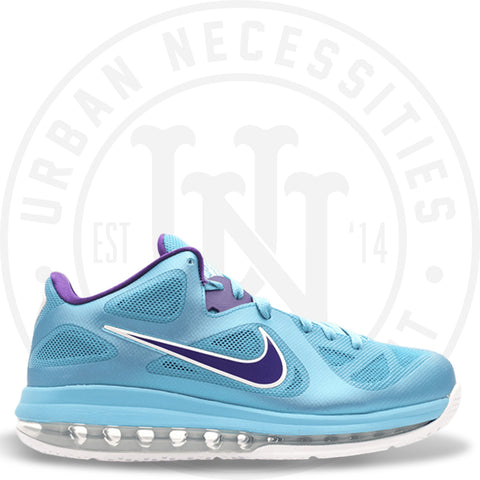 LeBron 9 Low Summit Lake Hornets 510811 400-Urban Necessities