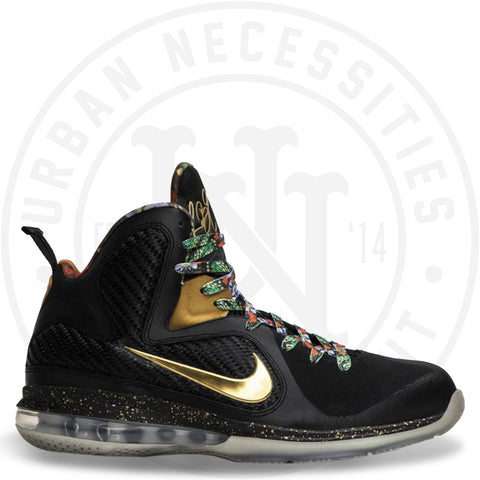 LeBron 9 'Watch The Throne' Sample 3M-Urban Necessities