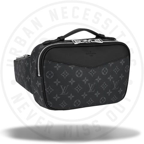 111d272f0e50 Louis Vuitton Bumbag Monogram Eclipse Black-Urban Necessities
