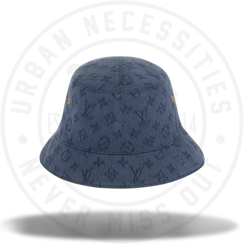 Louis Vuitton Hat Monogram Denim Blue-Urban Necessities