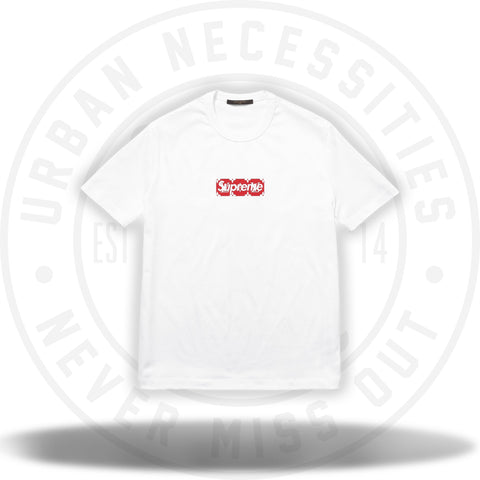Louis Vuitton Supreme Monogram Box Logo Tee-Urban Necessities