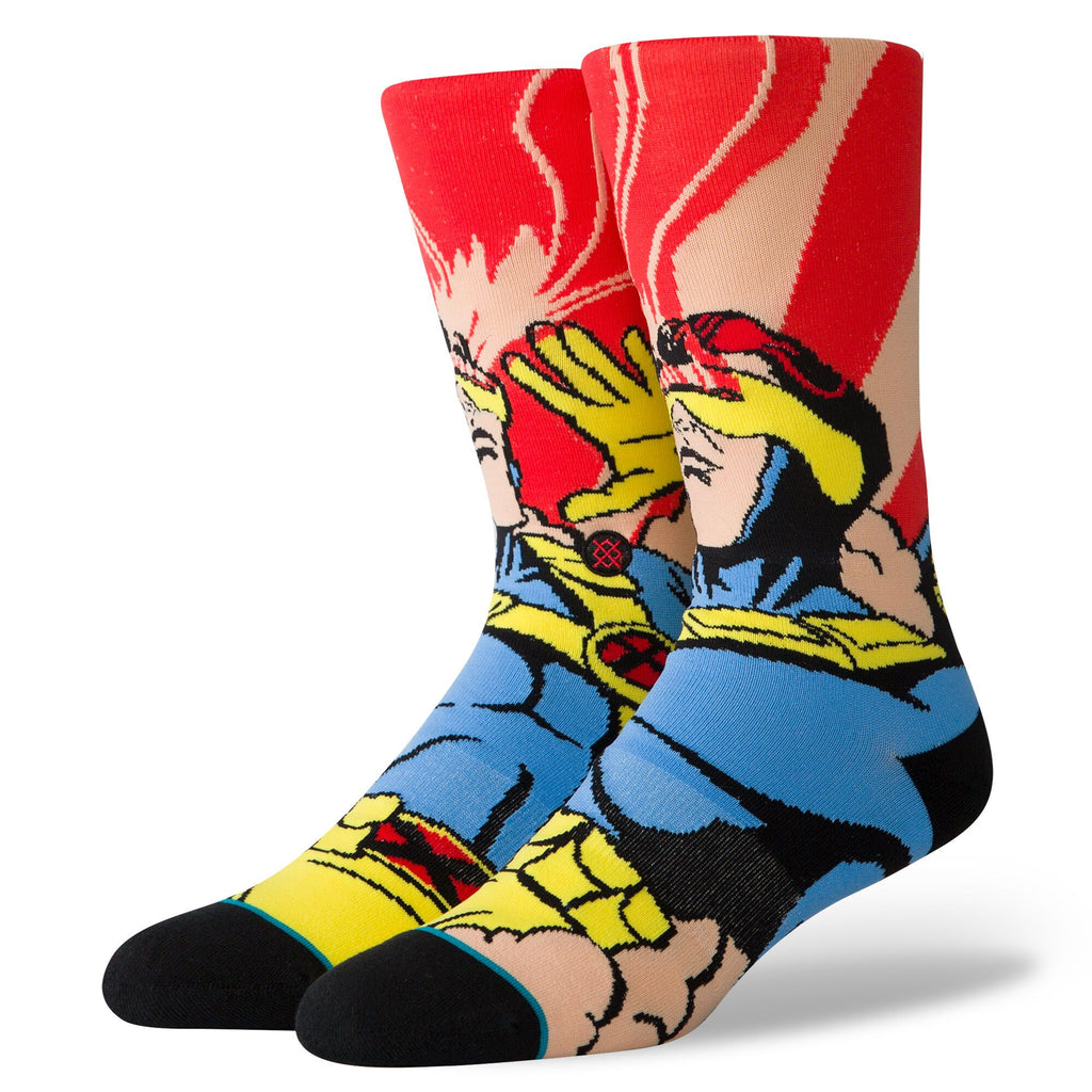 Marvel Socks XMEN Cyclops-Urban Necessities