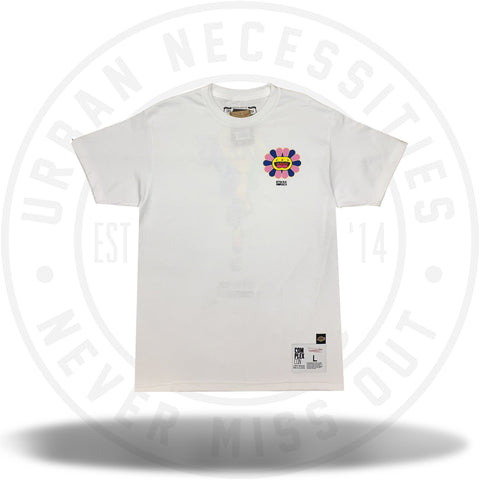 NBA Complexcon Long Beach SS Tee Lakers White-Urban Necessities