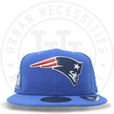 "New Era 59FIFTY - New England Patriots ""Super Bowl LIII"" Blue Azure-Urban Necessities"