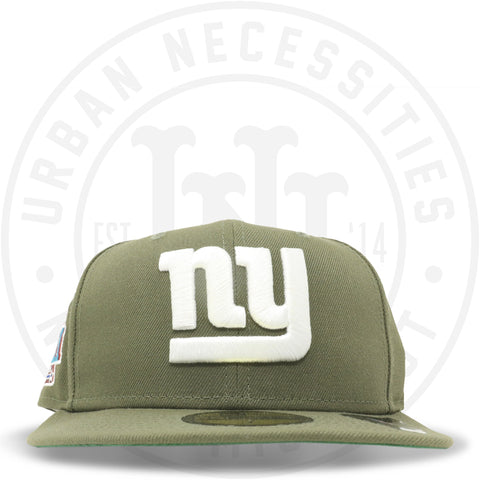 "New Era 59FIFTY - New York Giants ""Super Bowl XLII"" Olive-Urban Necessities"