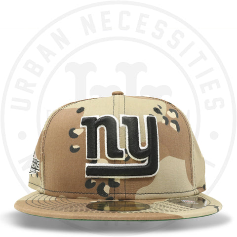 "New Era 59FIFTY - New York Giants ""Super Bowl XLVI"" Camo-Urban Necessities"