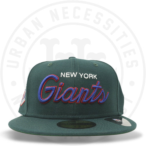 "New Era 59FIFTY - New York Giants ""Super Bowl XXV"" Dark Green-Urban Necessities"