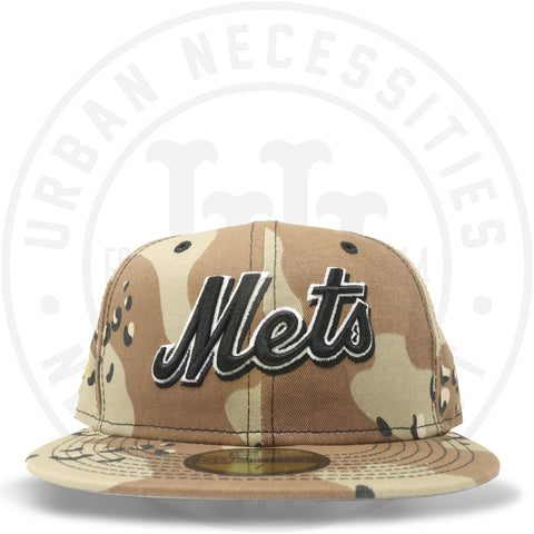 "New Era 59FIFTY - New York Mets ""50th Anniversary"" Camo-Urban Necessities"