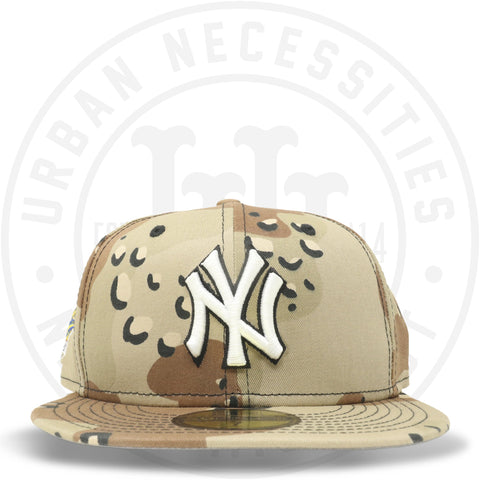 "New Era 59FIFTY - New York Yankees ""1996 World Series"" Camo-Urban Necessities"