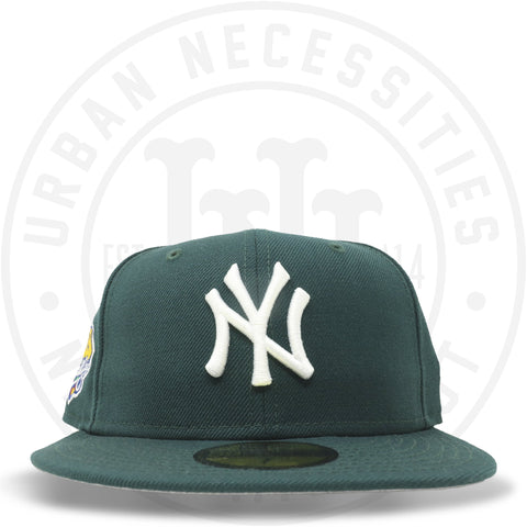 "New Era 59FIFTY - New York Yankees ""1999 World Series"" Dark Green-Urban Necessities"