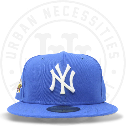 "New Era 59FIFTY - New York Yankees ""2001 World Series"" Blue Azure-Urban Necessities"