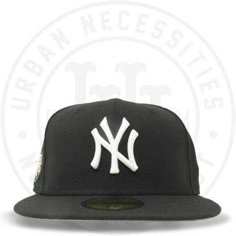 "New Era 59FIFTY - New York Yankees ""2009 World Series"" Black-Urban Necessities"