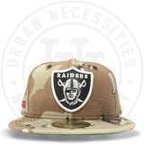 "New Era 59FIFTY - Oakland Raiders ""Super Bowl XI"" Camo-Urban Necessities"
