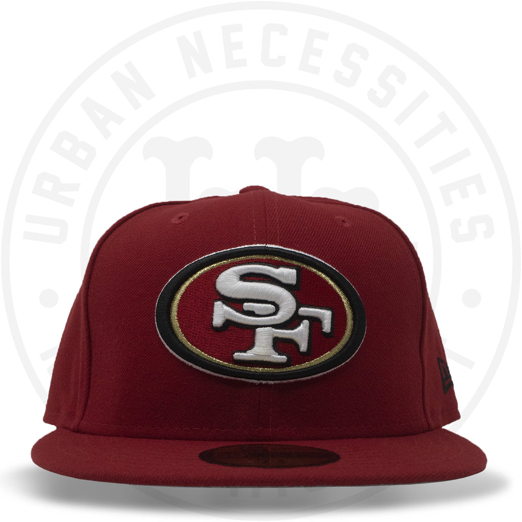 New Era 59FIFTY - San Francisco 49ers Red-Urban Necessities