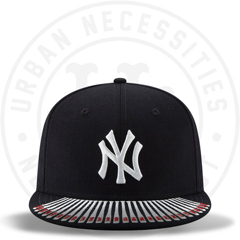 New Era 59FIFTY - Spike Lee x New York Yankees Championship Visor-Urban Necessities