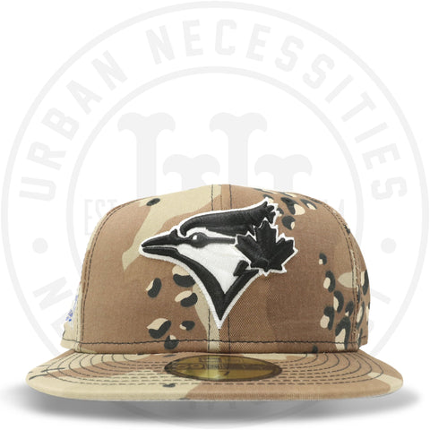 "New Era 59FIFTY - Toronto Blue Jays ""40th Season"" Camo-Urban Necessities"