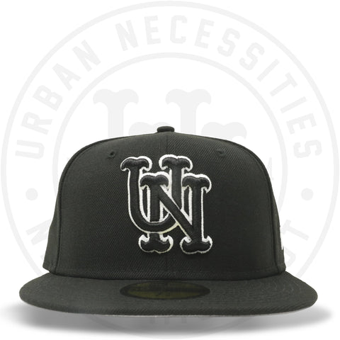 New Era 59FIFTY - Urban Necessities Black-Urban Necessities