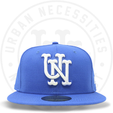 New Era 59FIFTY - Urban Necessities Blue Azure-Urban Necessities