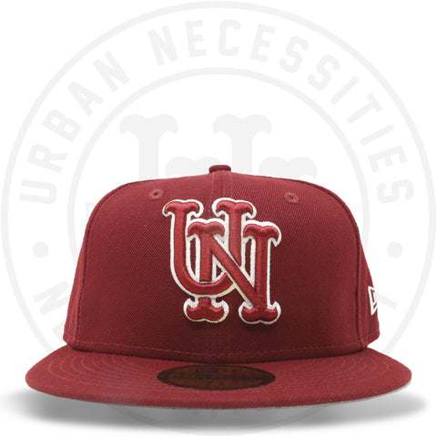 New Era 59FIFTY - Urban Necessities Cardinal Red-Urban Necessities