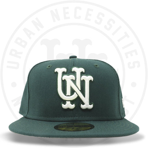 New Era 59FIFTY - Urban Necessities Dark Green-Urban Necessities