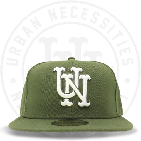 New Era 59FIFTY - Urban Necessities Olive-Urban Necessities