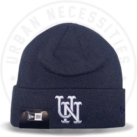 New Era Beanie - Urban Necessities Navy Blue-Urban Necessities