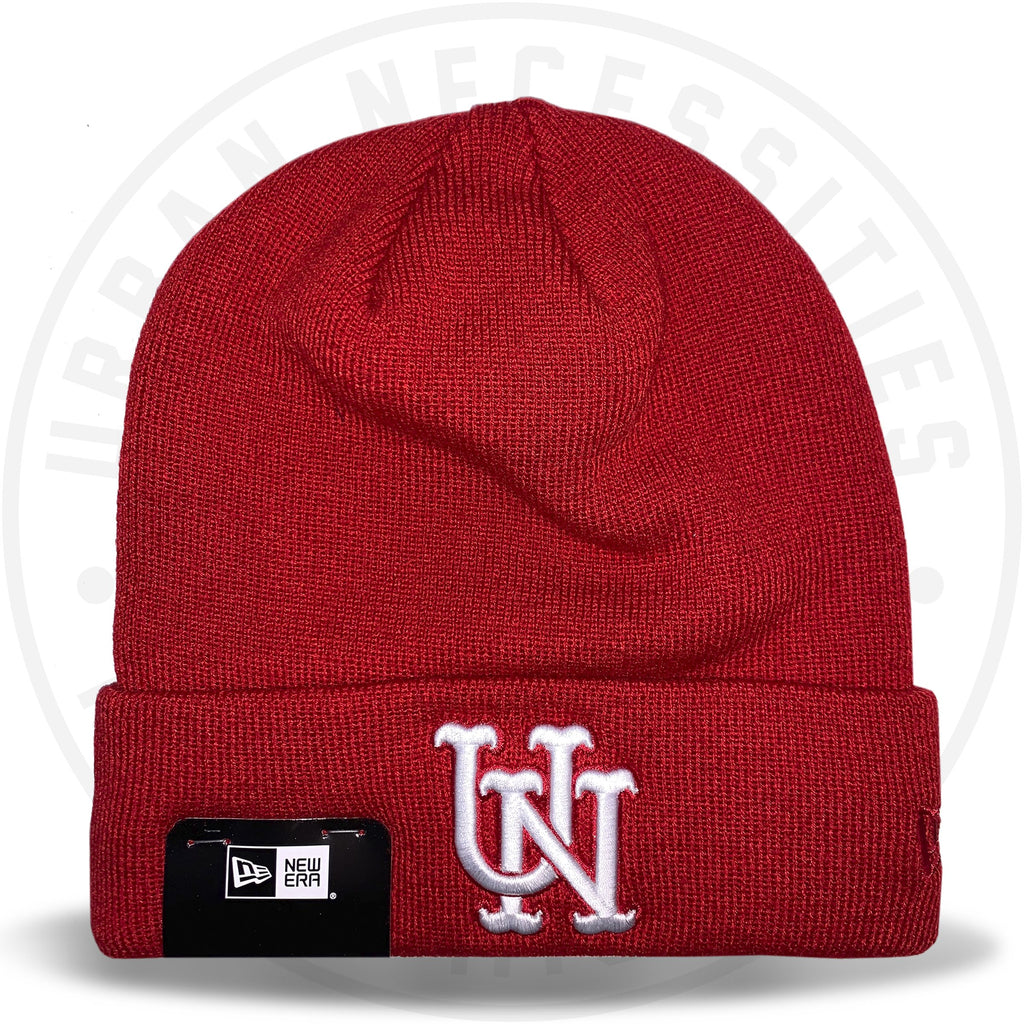 New Era Beanie - Urban Necessities Red-Urban Necessities