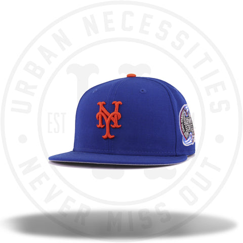 New Era Mets MLB Light Royal Blue Orangeade Subway Series 2000-Urban Necessities