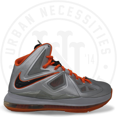 Nike Lebron 10 'Diana Taurasi Away' Sample-Urban Necessities