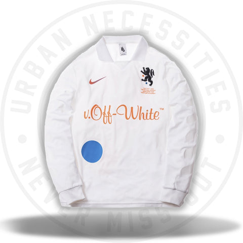 Nikelab x OFF-WHITE Mercurial NRG X FB Jersey White-Urban Necessities