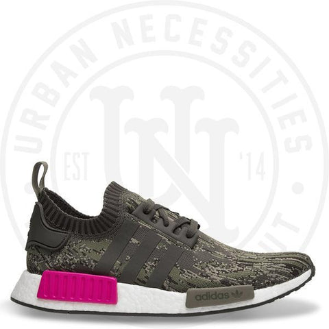 NMD_R1 Primeknit 'Utility Grey Camo' Sample-Urban Necessities