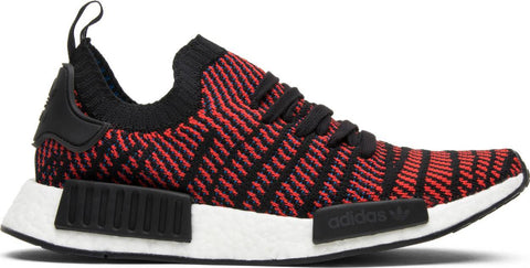 NMD_R1 STLT Primeknit 'Red Solid' - CQ2385-Urban Necessities