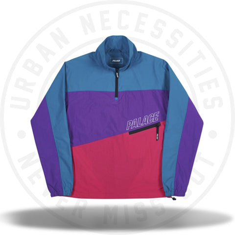 Palace 3-Track Shell Top Green/Purple/Pink-Urban Necessities