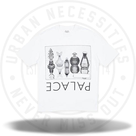 Palace Nasal T-Shirt White-Urban Necessities