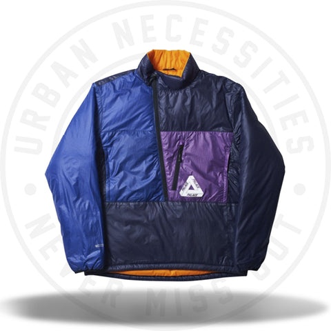 Palace P-Tex Pertex Liner Navy/Blue/Purple-Urban Necessities