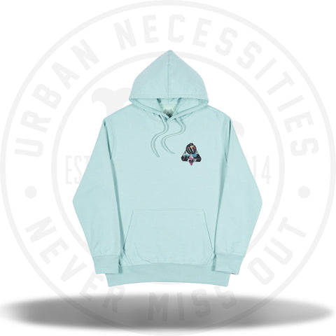 Palace Sans Ferg Hood Duck Egg Blue-Urban Necessities