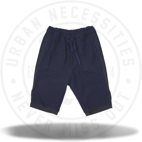 PHILLIP LIM Judo Combo Panel Jersey Shorts-Urban Necessities
