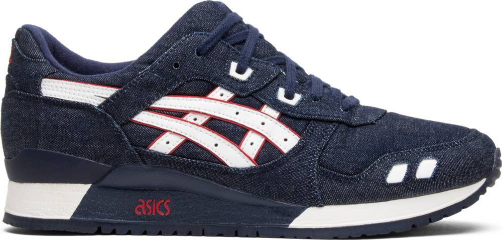Ronnie Fieg x Gel Lyte 3 'Selvedge Denim' - H20CK 5001-Urban Necessities