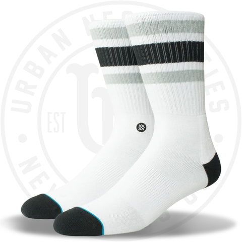Stance Classic Crew Boyd 4 White-Urban Necessities