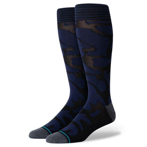 Stance Dress Socks Isle Tropics Black-Urban Necessities