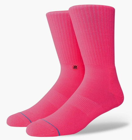 Stance ICON ANTHEM Fluorescent Pink-Urban Necessities