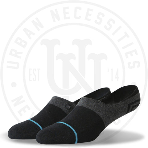 Stance No Show Gamut 2 Black-Urban Necessities