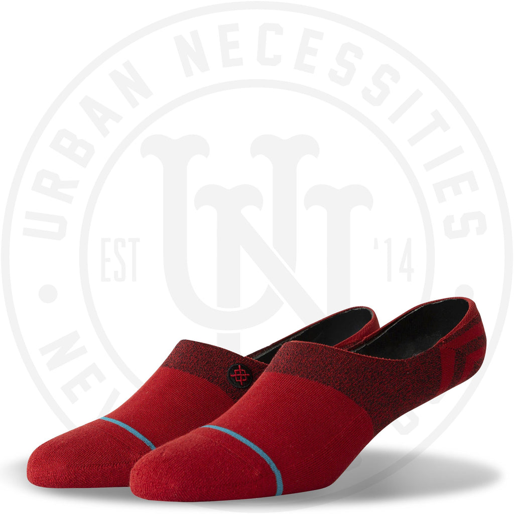 Stance No Show Gamut 2 Dahlia Red-Urban Necessities