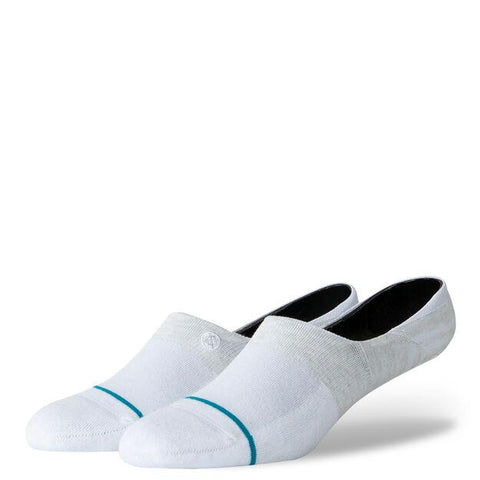 Stance No Show Gamut 2 White-Urban Necessities