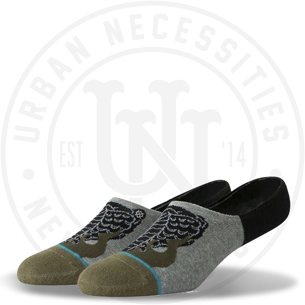 Stance No Show Snake Venom Invisible-Urban Necessities